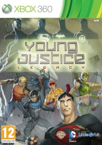 Young Justice: Legacy (2013) plakat