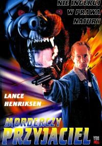 Morderczy przyjaciel (1993) plakat