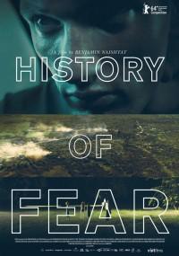 Historia strachu (2014) plakat