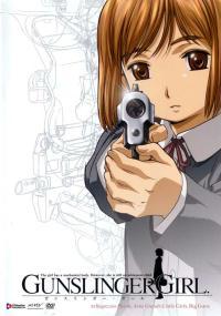 Gunslinger Girl (2003) plakat