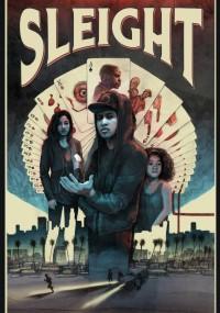 Sztuczka (2016) plakat