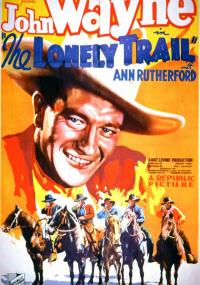 The Lonely Trail (1936) plakat