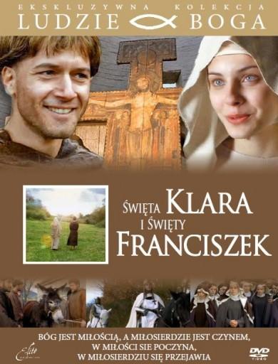 Święta Klara i Święty Franciszek