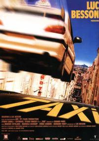 Taxi (1998) plakat