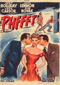 Niefortunny rozwód (1954) plakat