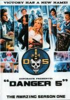 plakat - Danger 5 (2011)