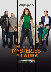 Tajemnice Laury (2014) plakat