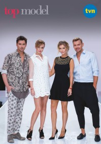 Top Model (2010) plakat