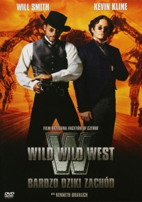 Bardzo dziki Zachód (1999) plakat
