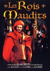 Les Rois maudits (1972) plakat