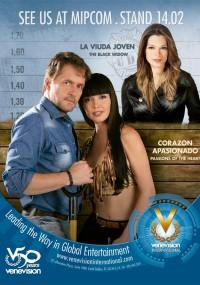 Corazón Apasionado (2011) plakat