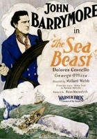 Bestia morska (1926) plakat