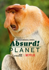 Absurdalna planeta (2020) plakat