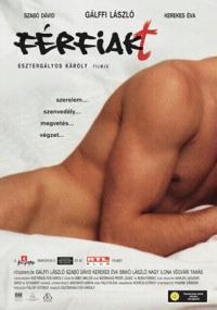 Férfiakt (2006) plakat