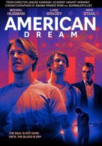 American Dream (2021) plakat