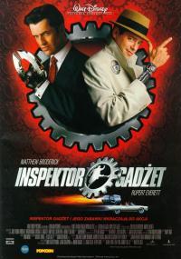 Inspektor Gadżet (1999) plakat