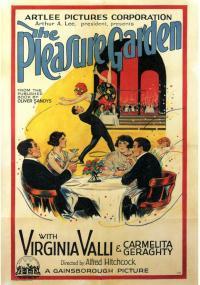 Ogród rozkoszy (1925) plakat