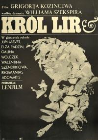 Król Lear (1970) plakat