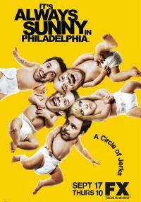 U nas w Filadelfii (2005) plakat