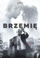plakat - Brzemię (2018)