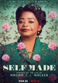 Własnymi rękoma: Historia Madam C.J. Walker (2020) plakat
