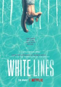 White Lines (2020) plakat