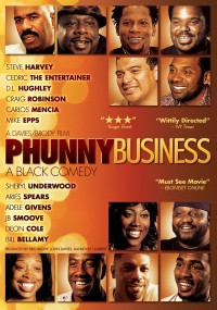 Phunny Business: A Black Comedy (2012) plakat