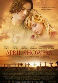 Kwietniowe łzy (2009) plakat
