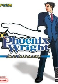 Phoenix Wright (2001) plakat