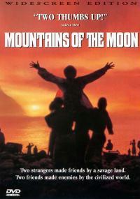 Góry Księżycowe (1990) plakat