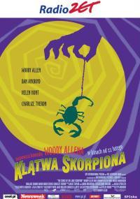 Klątwa skorpiona (2001) plakat
