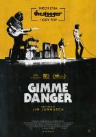 plakat - Gimme Danger (2016)