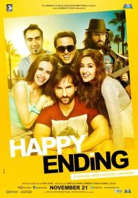 Happy Ending (2014) plakat