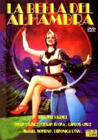 La Bella del alhambra (1989) plakat
