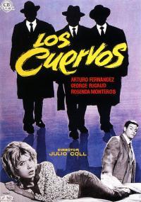 Los Cuervos (1961) plakat