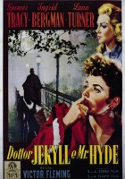 plakat - Doktor Jekyll i pan Hyde (1941)