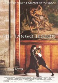 Lekcja tanga (1997) plakat