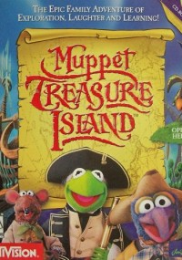 Muppets Treasure Island (1996) plakat