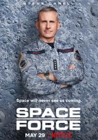 Siły Kosmiczne (2020) plakat