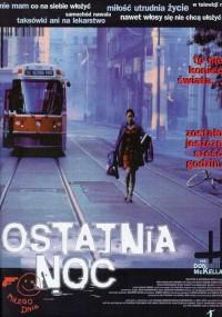 Ostatnia noc (1998) plakat