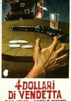 plakat - Cuatro dólares de venganza (1968)