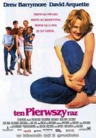 plakat - Ten pierwszy raz (1999)