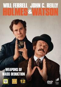 Holmes i Watson (2018) plakat