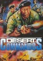 plakat - Komandosi pustynni (1967)