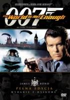 plakat - Świat to za mało (1999)