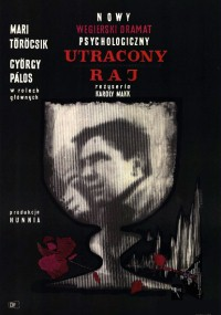 Utracony raj (1962) plakat