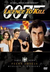 Licencja na zabijanie (1989) plakat
