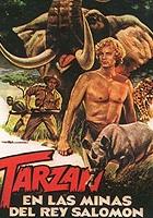 Tarzán en las minas del rey Salomón (1973) plakat