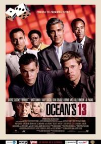 Ocean's 13 (2007) plakat