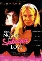 plakat - Noc z Sabriną Love (2000)